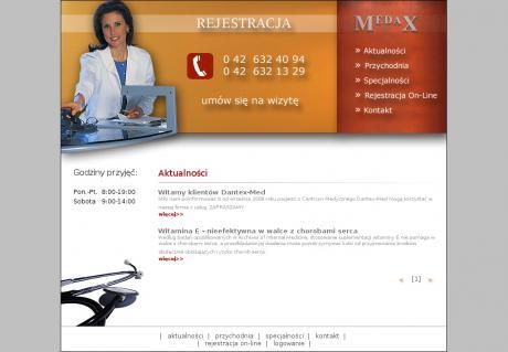 Medax Nzoz Wirtualna łódź